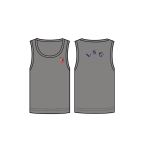 ACS Grey LSG House Singlet