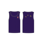 ACS Purple SVM House Singlet