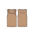 ACS Brown TCT House Singlet
