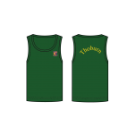 ACS Green Thoburn House Singlet