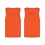 ACS Orange TCT House Singlet