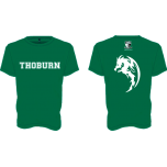 ACS (International) Green THOBURN House Crew T-Shirt