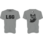ACS (International) Grey LSG House Crew T-Shirt
