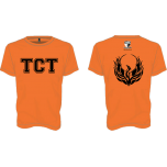 ACS (International) Orange TCT House Crew T-Shirt
