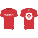 ACS (International) Red OLDHAM House Crew T-Shirt