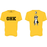 ACS (International) Yellow GHK House Crew T-Shirt