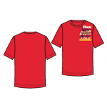 ACSJ Red Corporate T-Shirt