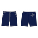 ACS Navy Shorts