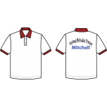 GMS (P) PE T-Shirt Mitchell (Blue)