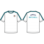 GMSS PE T-Shirt - Mitchell (Blue)