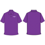 OWIS Purple House Polo T-Shirt
