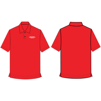 OWIS Red House Polo T-Shirt