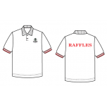 RGPS Red Polo T-Shirt