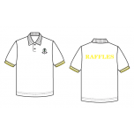 RGPS Yellow Polo T-Shirt