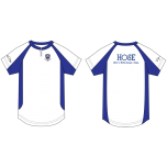 SAJS Hose House T-Shirt (Blue)