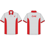 YIS Oak House Polo T-Shirt (Red)